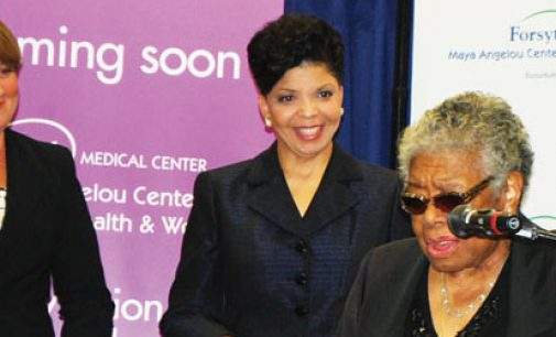 Impressive Start for Forsyth's Angelou Center