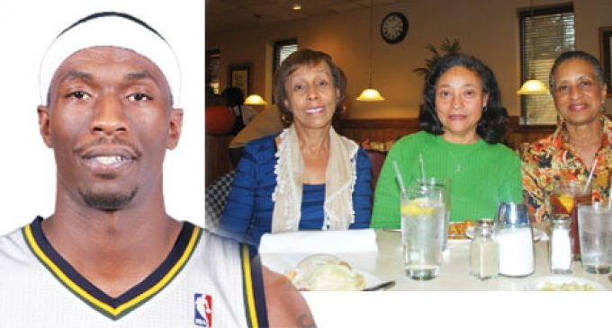 NBAstar again treats seniors to holiday meal