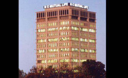 N.C. Mutual marking anniversary over next year