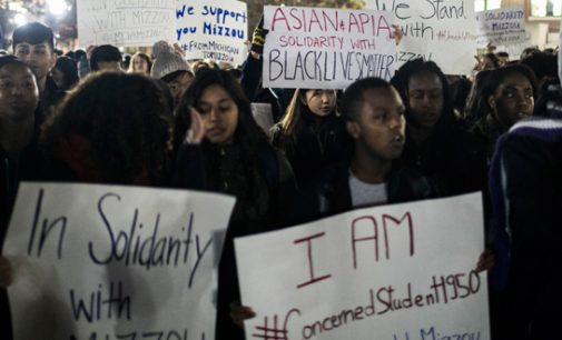 Missouri campus  protests illustrate  new trend for  college millennials
