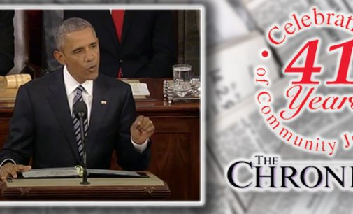 Obama summons Americans to compromise and change