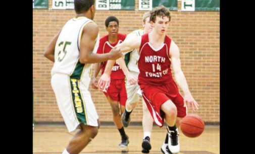 Few bright spots in North's season