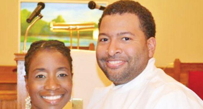 Pennsylvania church installs native son