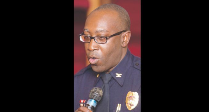 Police Chief Barry Rountree reflects on 9/11