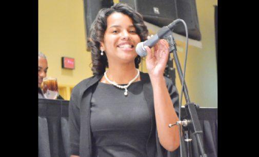 Community Service Award Honorees:  Angela Caesar &  Raven Scales