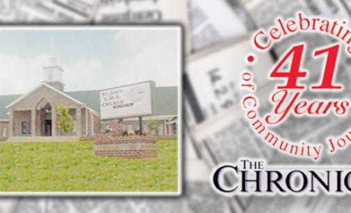 St. John C.M.E. to hold mortgage burning ceremony