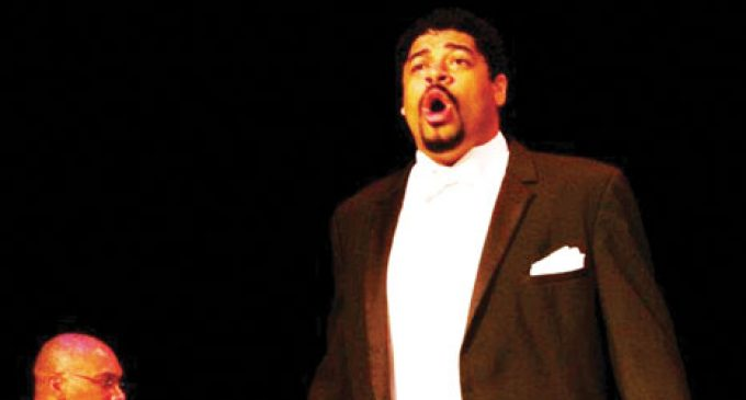 Robeson's life coming to local stage