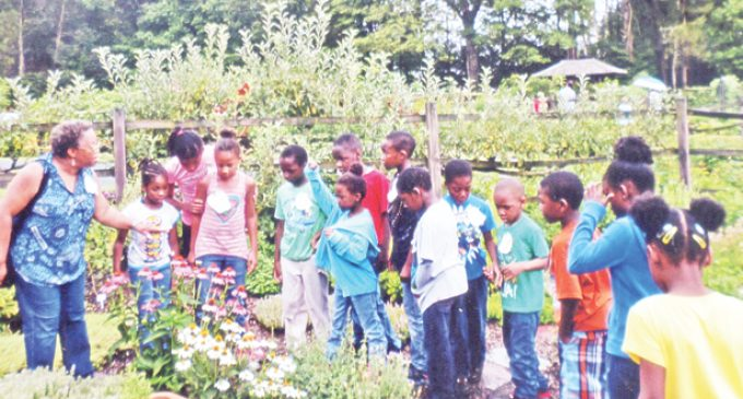 Churches unite to help students with STEM Camp