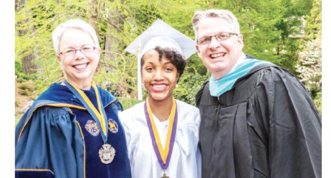 Jones wins Salem Academy award