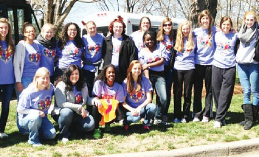 Salem students take mission trip