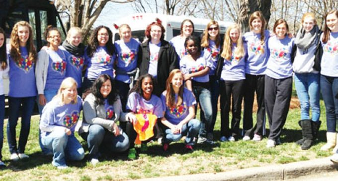 Salem students take mission trip