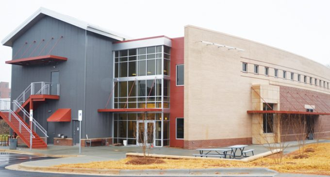 New Building, Same Mission to Serve