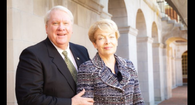Couple's donation to help first generation college students