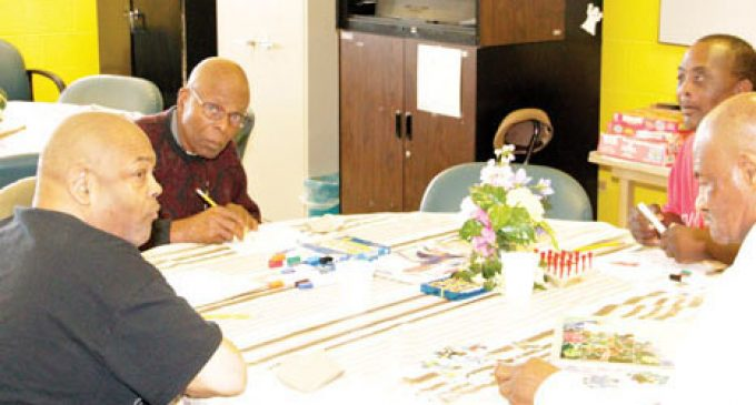 Seniors find new 'Life' at Mt. Zion center