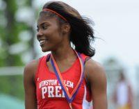 Prep's track standout Sloan