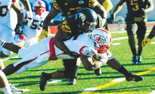 Last-second field  goal propels WSSU as CIAA Champion