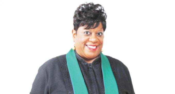St. Paul UMC Usher Board is 100