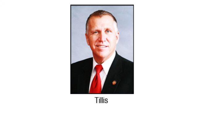 Editorial: City Shouldn't be Nanny and Thom Tillis