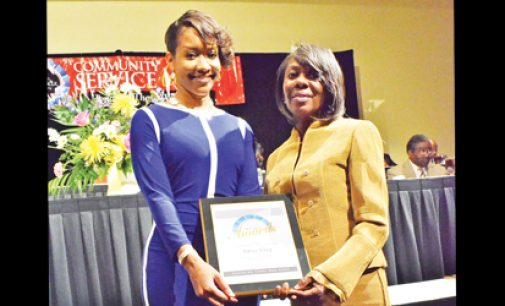 Community Service Award Honoree:  Patrice Toney