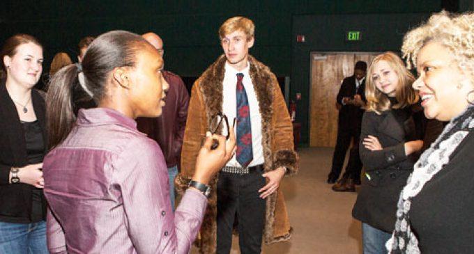 """Black Nativity"" producer teaches at UNCSA"