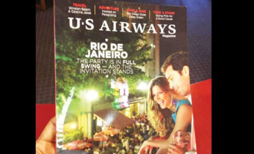 City hopes to reap benefits of magazine spread
