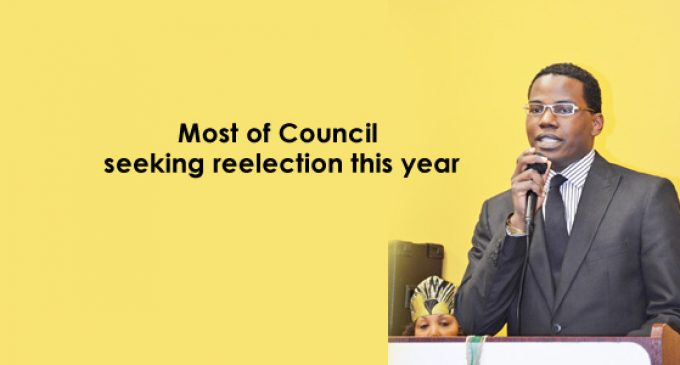 Most of Council seeking reelection this year
