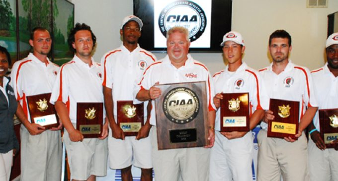 Virginia State Trojans Crowned 2013 CIAA Golf Champions