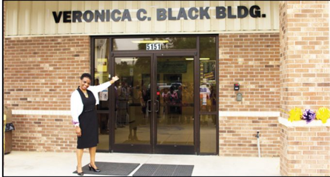 School building named for Black