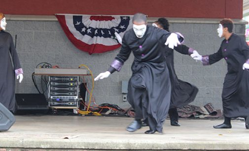 Cloudy skies, rain and wind couldn't stop Gospel Fest