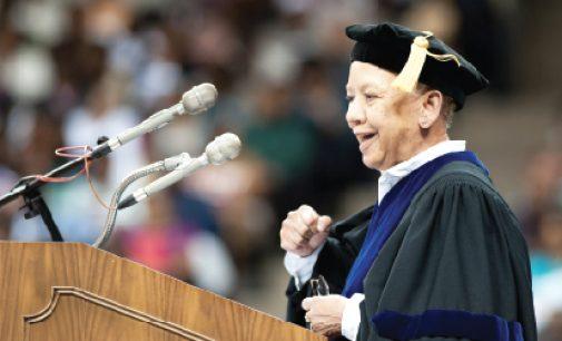 Winston-Salem Stategraduates overcome, excel