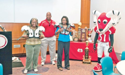 Women invited to WSSU football camp