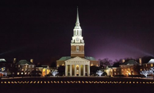 Lovefeast tradition continues at WFU
