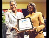 Community Service Award Honoree:  Phyllis  Walker