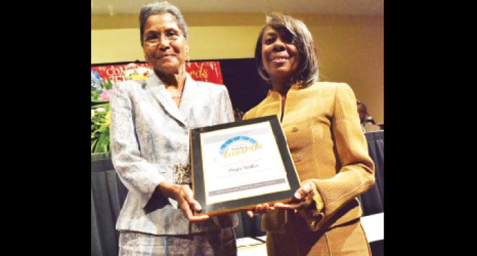 Community Service Award Honoree:  Phyllis  Walker