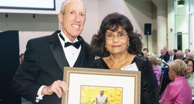 Watts honored by WFU Medical alumni