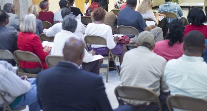 Residents vehemently oppose rezoning