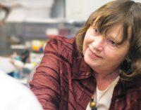 WSSU's public relations chief Nancy Young retires