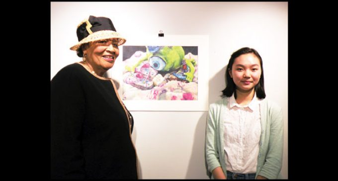 U.S. Rep. Adams  announces N.C. 12th  District congressional  art competition winners