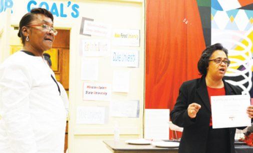 Efforts to benefit  women's health programs