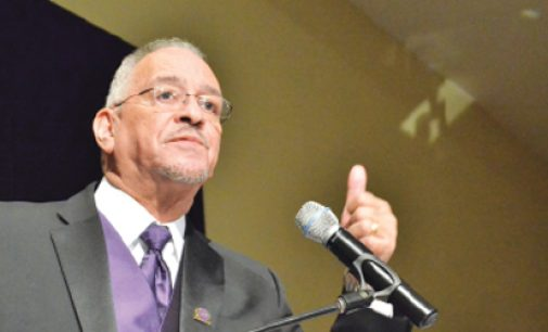 Jeremiah Wright looks to inspire gala-goers