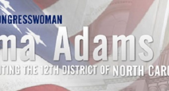 U.S. 12th District Rep. Alma Adams closing office on Monday to honor Parmon