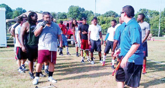 Arena football team looks to make community impact