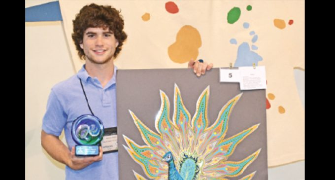 Student artists win honors