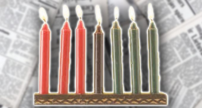 Citywide Kwanzaa celebration to offer various activities