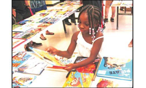 Kids' book club inaugurated