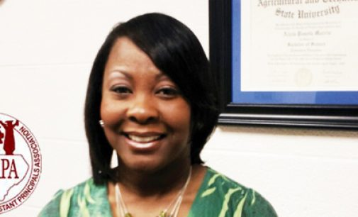 Alicia Bailey named state's top assistant principal