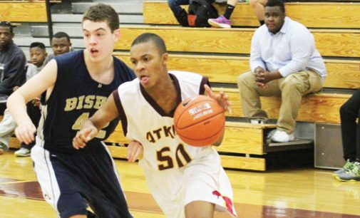 Atkins gets it done against Bishop McGuinness