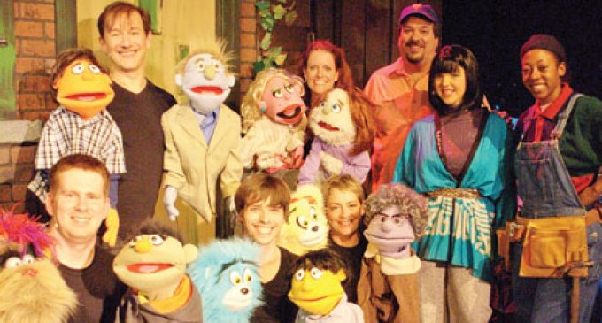 """""""Avenue Q"""" returning to local stage"""