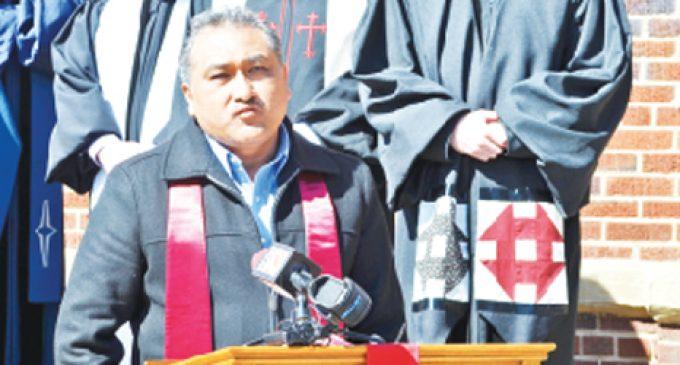 Baptist leaders:push through immigration reform
