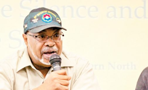 Black 'Nam vets tell students war tales